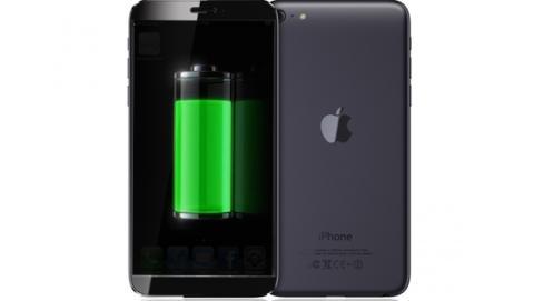 iPhone 6 batería con celulares solares