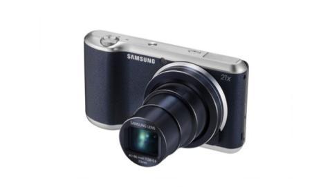 Galaxy Camera 2 objetivo
