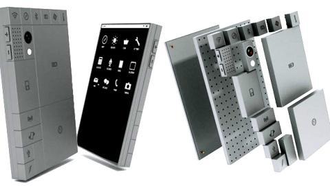 Teléfonos modulares