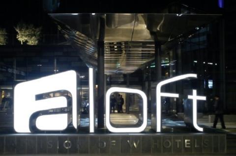 Starwood Hoteles app smartphone abrir puerta