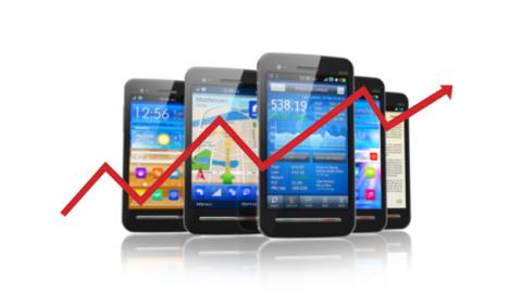 Samsung y Apple lideran estas ventas de móviles en 2013