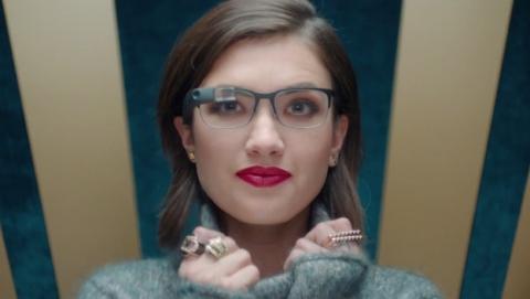 Google Glass Colección Titanium, nuevas monturas de titanio con cristales estándar o lentes graduadas