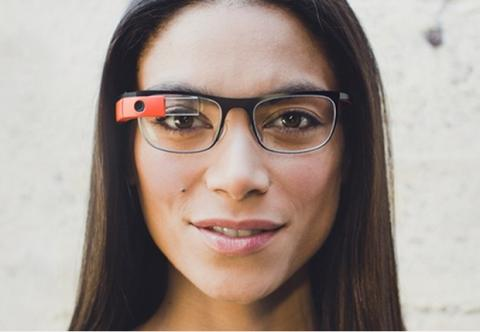 Google Glass Titanium