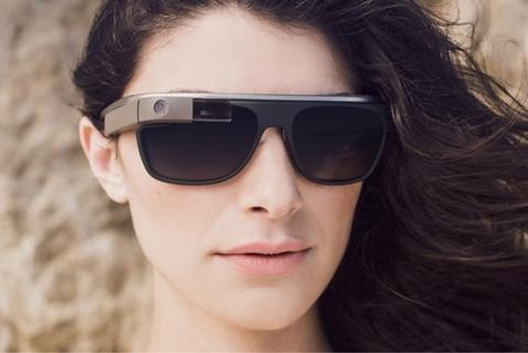 Google Glass gafas de sol