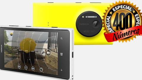 Nokia Lumia 1020 sorteo número 400