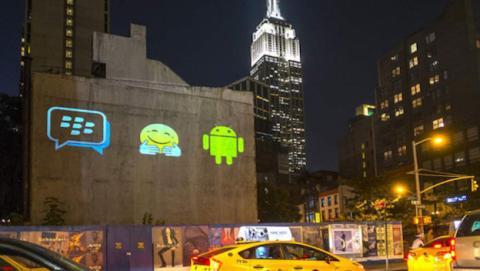 BBM, ahora también en Android Gingerbread