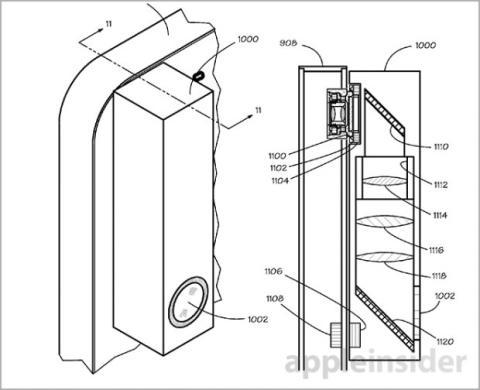 Patente de Apple acerca de la óptica