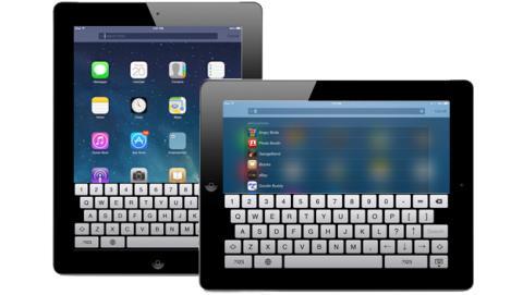 Jailbreak: añade una quinta linea al teclado de iOS 7