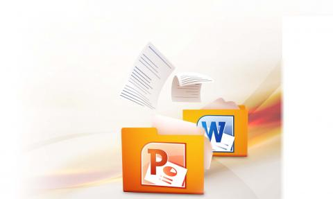 PowerPoint y Word