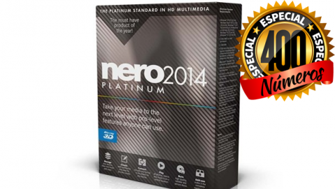 Computer Hoy sortea 2 Nero 2014 Platinum por su número 400