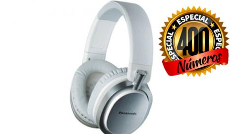 Sorteo Computer Hoy número 400 auriculares Panasonic