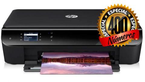 Impresora HP Envy 4500 sorteo número 400 Computer Hoy