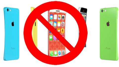 iPhone 6C no llegará