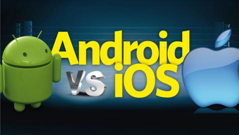 Android contra iOS