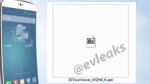Samsung Galaxy S5 con QHD