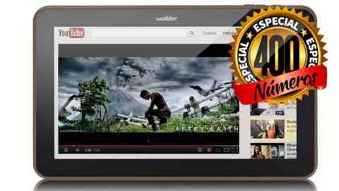 tablet Wolder Concurso Computer Hoy número 400
