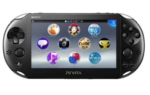 PlayStation Vita Slim lanzamiento Europa