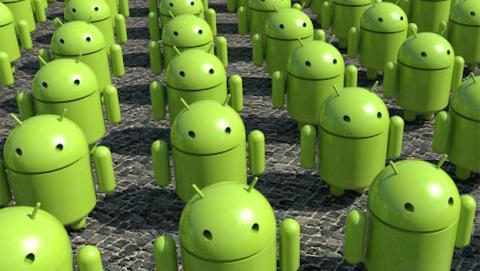 785 millones de móviles Android fueron vendidos en 2013