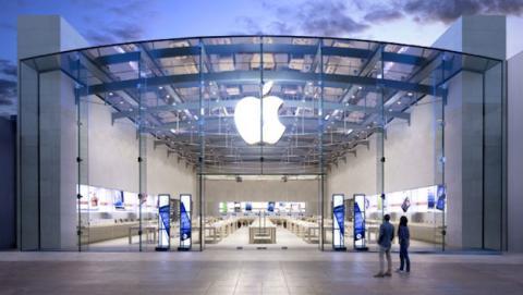 Apple instala detectores de olor en tiendas