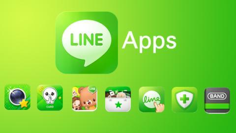 Todas las aplicaciones y complementos de Line