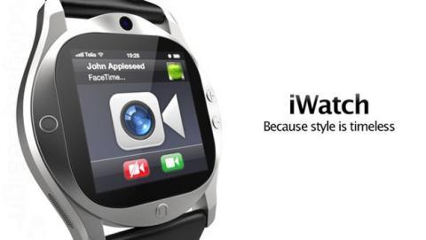El reloj iWatch de Apple podría recargarse con energía solar, inducción magnética, o el movimiento
