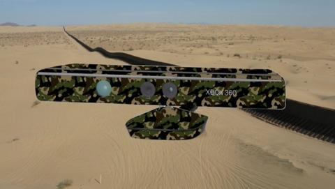 Militares americanos usan Kinect para vigilar la frontera con Corea del Norte