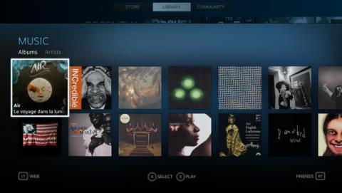Steam Music, escucha tu música mientras juegas a videojuegos