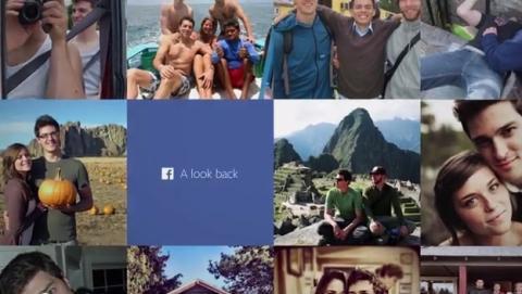 Facebook ha creado cientos de millones de vídeos personalizados, uno para cada usuario, para celebrar el décimo aniversario de la red social