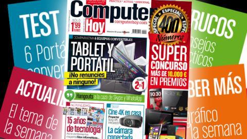 Computer Hoy 400 ya a la venta