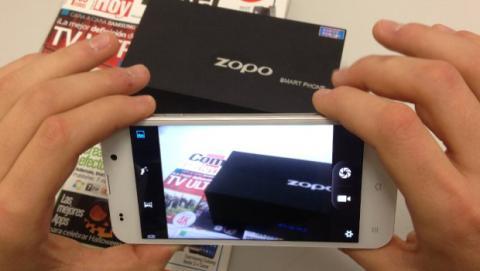 Zopo ZP980: Análisis, características y precio
