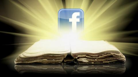 Facebook supera a la Biblia