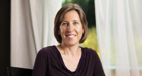 Susan Wojcicki, de Google, CEO de Youtube