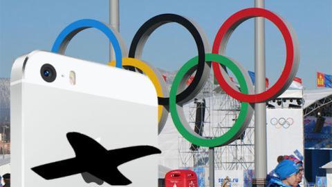 Samsung quiere que atletas escondan logo Apple de iPhones
