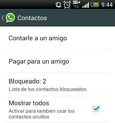 Pagar Whatsapp para un amigo