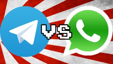 Las ventajas de Telegram frente a WhatsApp