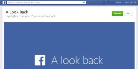 Facebook habilita botón de editar vídeo mirada atrás