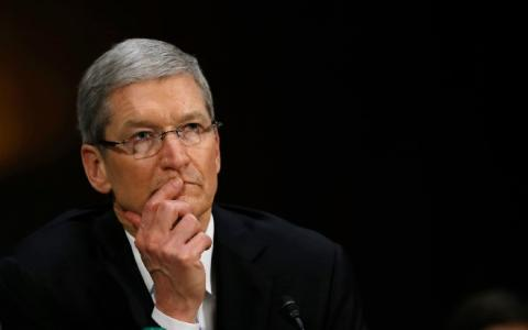 Tim Cook acciones Apple