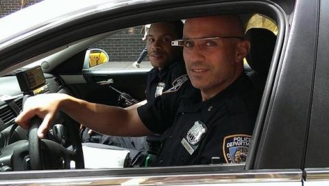 Policía Nueva York probará las Google Glass