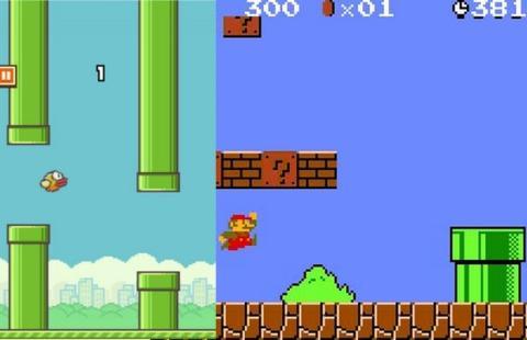 Flappy Bird Denuncia de Nintendo