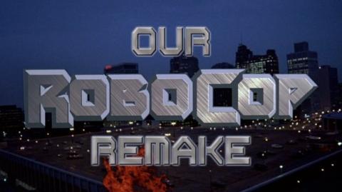 55 cineastas se unen para crear su propio remake de Robocop