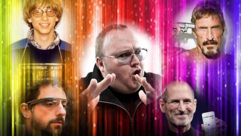 Las excentricidades de los pioneros de Internet