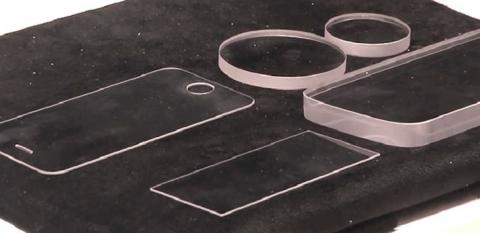 Apple cristal zafiro iPhone 6 iWatch