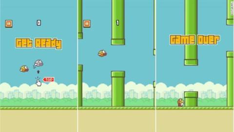 Estafadores se aprovechan del fin de Flappy Bird
