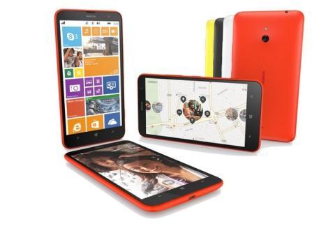 Nokia Lumia 1320 en España