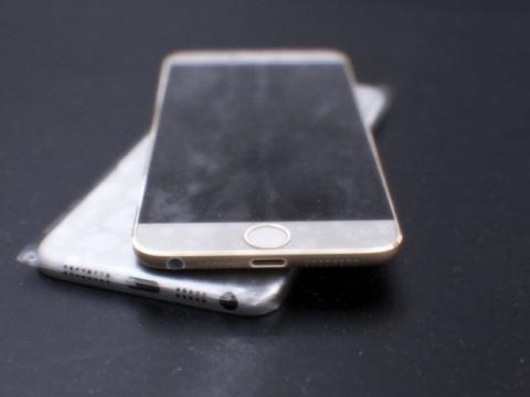 iphone 6 imágenes filtradas