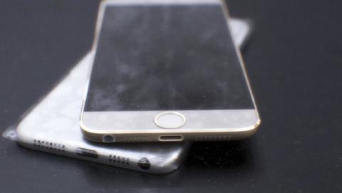 imágenes filtradas  iPhone 6