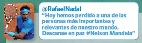 Twitter Rafa Nadal