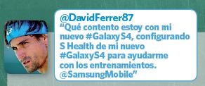 Twitter David Ferrer