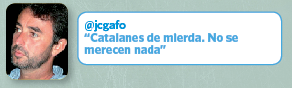 Twitter Juan Carlos Gafo