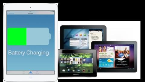 El iPad Air supera en autonomía a todos los tablets Android